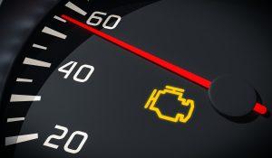 Check engine light Land Rover and Jaguar