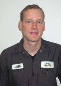 Greg Austen, master Land Rover, Range Rover and Jaguar Technician