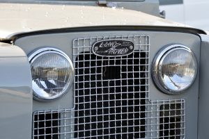 Land Rover Series 1 Grille Badge