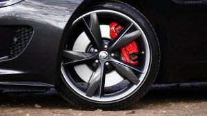Jaguar F-Type Wheel